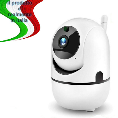 Telecamera Ip Cam Camera Led Ir Cut Motorizzata Onvif Cloud Storage