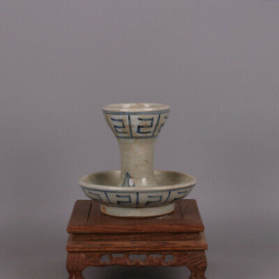 Chinese Ming Dynasty porcelain Oil lamp Home decoration