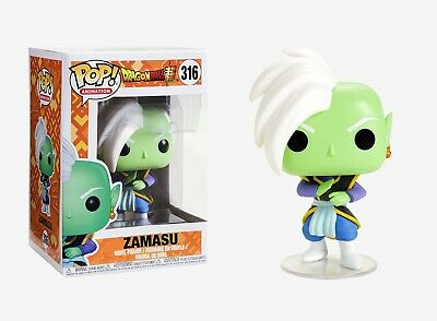 Funko Pop Animation: Dragon Ball Super - Zamasu Vinyl Figure Item #24981