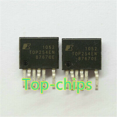 5 PCS TOP261EN ESIP-7 TOP261EG Enhanced EcoSmart Integrated Off-Line Switcher