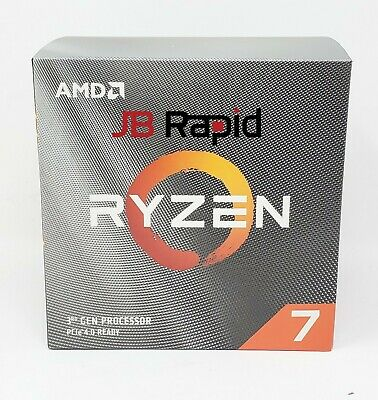 AMD Ryzen 7 3700X 3.6GHz 8 Core AM4 Boxed Processor with Wraith Prism Cooler