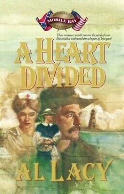 A Heart Divided (Battles of Destiny) by Lacy, Al Paperback Book The Cheap Fast