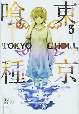Tokyo Ghoul Vol. 3 by Sui Ishida Paperback NEW Book