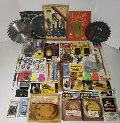 Junk Drawer Tool/Misc Lot - Local Hardware Store Closed - All New - Box 7