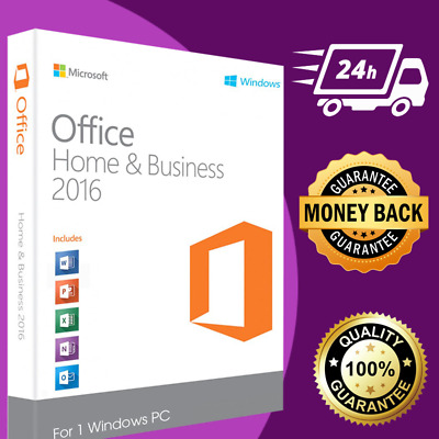 Microsoft office 2016 home and business -Deutsch / Multilingul+ download WINDOWS