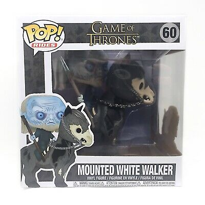 Funko Pop Rides: Game of Thrones™ - Mounted White Walker Vinyl Figure #37669