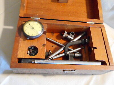 LOT Machinist Tools Micrometer & Dial Indicator Starrett Brown & Sharpe + More