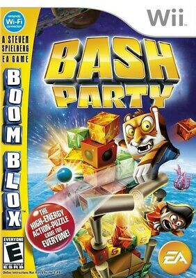 Boom Blox: Bash Party - Nintendo  Wii Game