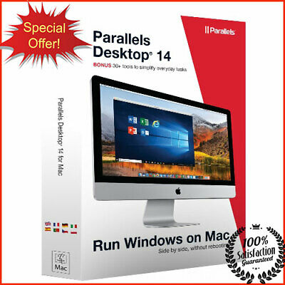 Parallels Desktop 14 Business Edition ⭐ Run Windows On Mac ⭐ INSTANT DELIVERY ⭐
