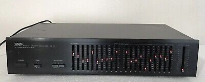 Nice Yamaha 20-Band Natural Sound Graphic Equalizer Stereo EQ-70 - Great