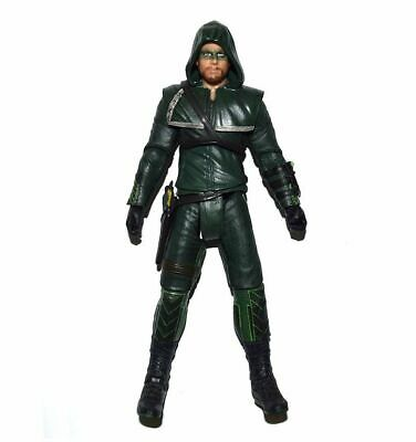 DC Collectibles DCC CW's TV Series Arrow Oliver Queen Loose Action Figure