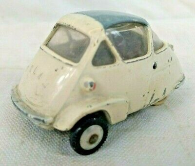 Metal Collection Miniature A 143e Ancien Quiralu Vehicule Isetta Voiture Velam PkXOZuiT