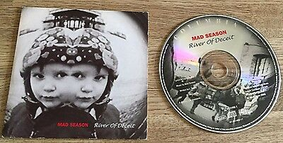 MAD SEASON - River Of Deceit *MaxiCD* EUROPE 2TR PEARL JAM / ALICE IN CHAINS