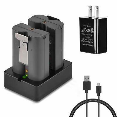 Ring Rechargeable Batteries Charging Station,Compatible with Ring Video Doorbell