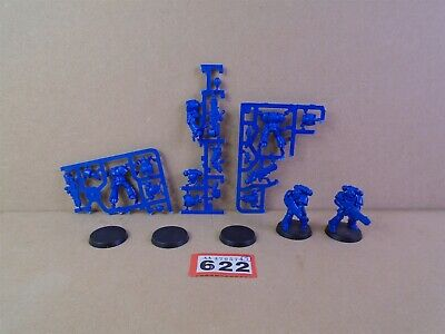 Warhammer 40,000 Space Marines Primaris Hellblasters on sprue 622