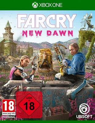 Far Cry New Dawn - Xbox One Spiel - NEU OVP
