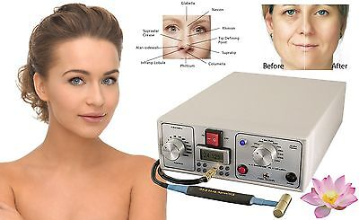 Professional Salon Microcurrent Facelift Eyelift, Anti Wrinkle Aging Machine
