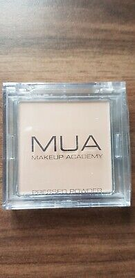 MUA Pressed Powder Concealer Shade 1 Light New And Sealed