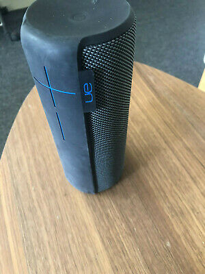 Ultimate Ears MEGABOOM Charcoal Black Wireless Bluetooth Speaker Open Box