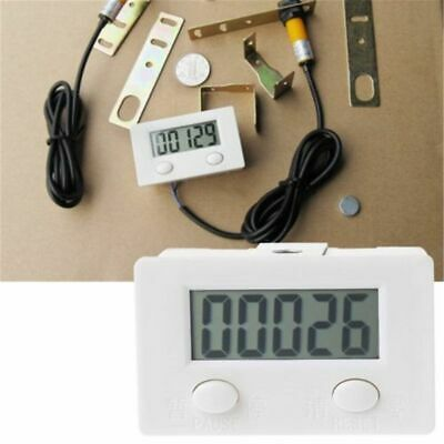 Digital 5 Digit Puncher  Electronic Counter Magnetic Inductive Proximity UK