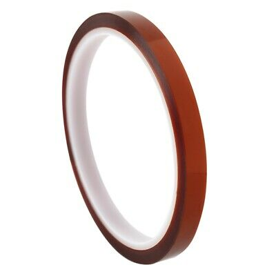 8mm 108ft Polyimide Adhesive Tape High Temperature Heat Resistant Practical