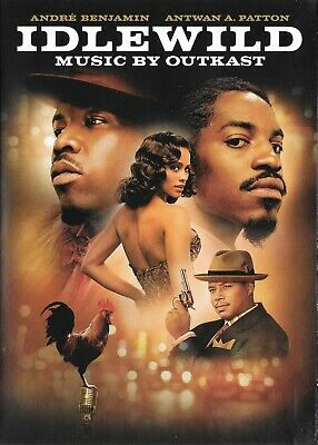 HBO - Idlewild - Andre' Benjamin Antwan A. Patton - Music by Outkast - DVD WS