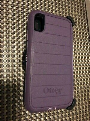 (free shipping) New Authentic OtterBox Defender PRO Series For iPhone Xs Max