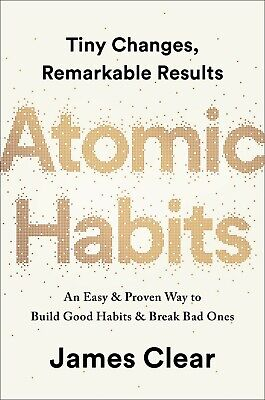 Atomic Habits By James Clear (Ṗ-Đ-₣)  , Delivery (10s)