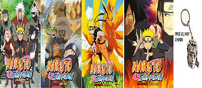 NARUTO SHIPPUDEN BOX 28 (Episodes 349-358) (DVD) - $9 98