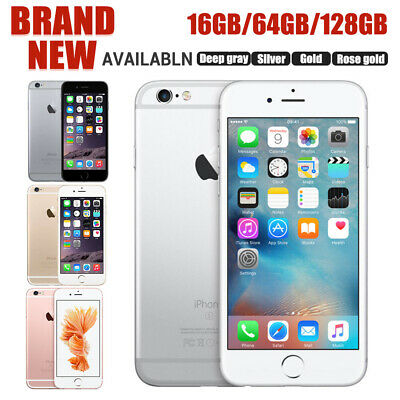 APPLE iPhone6s Plus New Factory Unlocked+ 64GB 128G in Sealed Box IOS US VERSION