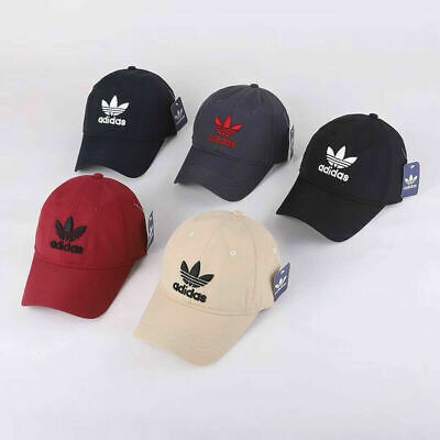 Mens Womens Casual Baseball Sport Hat Adjustable Sun Protection Cap Quick Drying