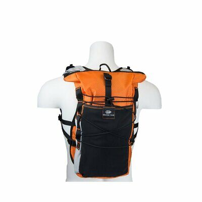 Orange Mud Adventure Pack 12L Orange Trinkrucksack Trinksystem