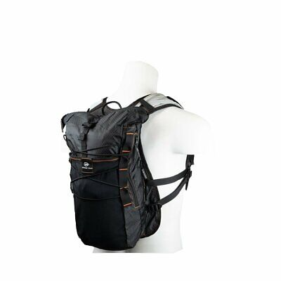 Orange Mud Adventure Pack 12L Black Trinkrucksack Trinksystem