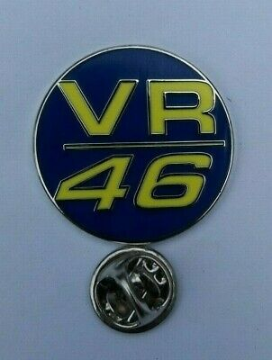Valentino Rossi Vr46 Moto Gp Superbikes Pin Badge #3