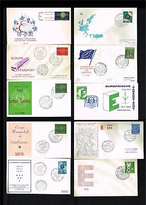 [JM022] 1959-1967 - European Thought Cover Miscellaneous countries - European ev