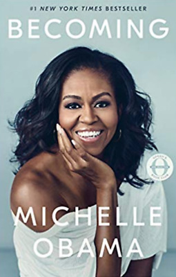 Brand New Becoming by Michelle Obama (2018, Hardcover) FreeShip!