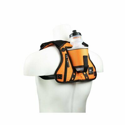 Orange Mud HydraQuiver Single Barrel Orange Trinkrucksack Trinksystem Trinkweste