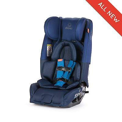 Diono 2019 Radian 3 RXT Convertible Car Seat in Blue, NEW!