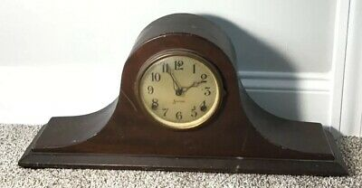 Vintage/Antique Sessions Eight-Day Mantle Clock