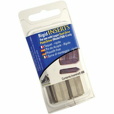 Logan Dual Drive Elite Rigid Point Strips for use with F500-2 Driver
