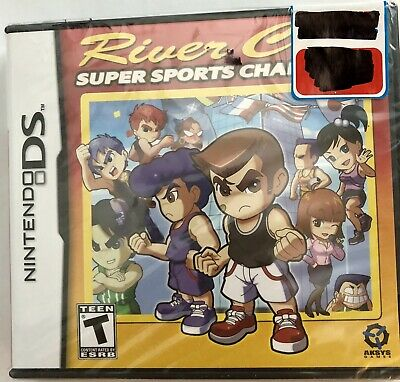 River City Super Sports Challenge- NDS ** New** Nintendo DS