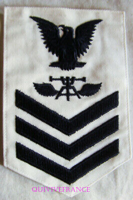 IN13060 - U.S.Navy Fire Control Technicia Petty Officer First Class Rating Patch