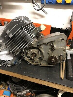 Puch M 125 Motor