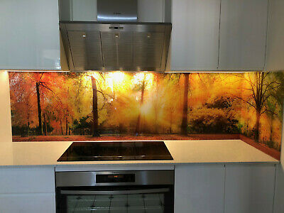 Printed acrylic splashbacks Any high res image /graphic /pattern Australian Made