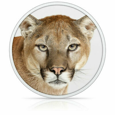Mac OS X 10.8 Mountain Lion - US - EN - FR - NL Instant Delivery Download
