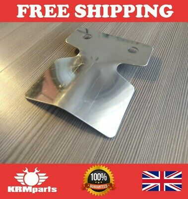 Stainless Steel Tow Bar / Ball Bumper Protector