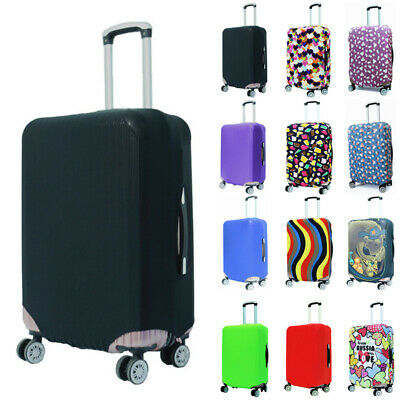 "Elastic Luggage Suitcase Cover Travel Protective 28""- 30"" Bag Dustproof Case New"