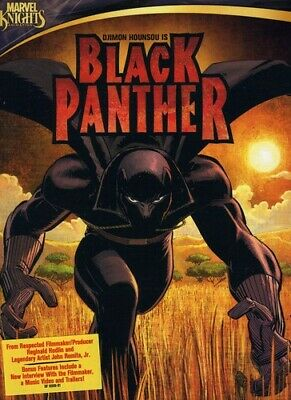 Marvel Knights: Black Panther (2011, DVD NEUF) (RÉGION 1)