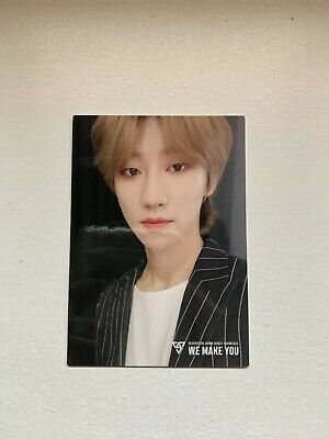 Seventeen Minghao The 8 We Make You Showcase Photocard