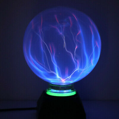 8 inch Plasma Ball, Plasma Light Lamp Large Electric Globe Static Light Touch